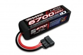фото 6700mah 14.8v 4-cell 25c lipo battery (id plug)