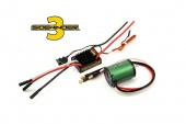 фото SV3 WATERPROOF 1:10TH 12V ESC 1406-4600 COMB