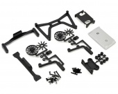 фото RPM Traxxas Slash 4x4 No Clip Body Mount
