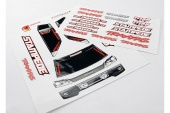 фото Decal sheets, Stampede TRA3616
