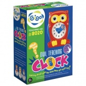 фото Конструктор Gigo Owl teaching clock (Гиго. Часы Сова)