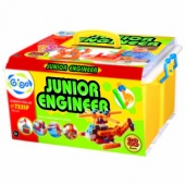 фото Конструктор Gigo Junior engineer (Гиго. Юный инженер 2)