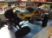 фото Радиоуправляемый краулер Remo Hobby ROCK CRAWLER Mountain Lion Xtreme BRUSHED 4WD 2.4G 1:10