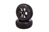 фото Velox M4 Super Soft Racing Tires mounted on SC Raptor 3.3 MP-6105-M4