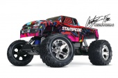 фото Stampede 1/10 COURTNEY FORCE EDITION 2WD Brushed TQ