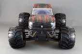 Внедорожник на бензине HSP GP Skeleton PRO Off Road Truck 30СС 4WD (WaterProof) 1:5