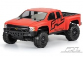фото Кузов SC 1/10 - Chevy Silveradoa HD (for Slash, Slash 4X4, SC10) некрашеный