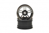 фото WHEELS, SPLIT SPOKE 1.9 (BLACK) TRA8372
