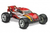 фото Радиоуправляемая машина TRAXXAS Rustler 2WD RTR Fast Charger 1:10