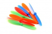 фото Rotor blade set, red (2), blue (2), green (2), orange (2)