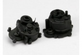 фото Gearbox halves (front & rear)/ rubber access plug/ shift detent ball/ spring/ 4mm GS/ shift shaf TRA5391R